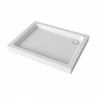 Image for Mira Flight Square Shower Tray 900mm x 900mm - 1.1783.012.WH (Waste and Trap Included)