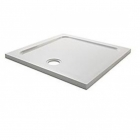 Image for Mira Flight Low Profile Square Shower Tray 800mm x 800mm - 1.1697.010.WH (Waste and Trap Included)