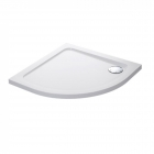Image for Mira Flight Low Profile Quadrant Shower Tray 900mm - 1.1697.012.WH (Waste and Trap Included)