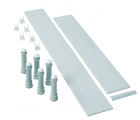 Image for Mira Flight Pentagon Shower Tray Riser Conversion Kit 1.1783.106.WH