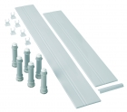 Image for Mira Flight Quadrant Shower Tray Riser Conversion Kit 900mm 1.1783.102.WH
