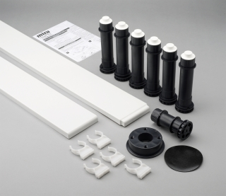 Mira Flight Walk-In Shower Tray Riser Kit 107403