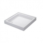 Image for Mira Flight Square Shower Tray 760mm x 760mm 4 Upstands & Waste 1.1783.004.WH