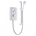 Image for Mira Jump - Electric - 7.5kW Multi-Fit Shower & Kit  - White - 1.1788.477