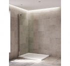 Image for Mira Leap 1200mm Shower Enclosure Divider Panel