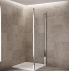 Image for Mira Leap 700mm Shower Enclosure Side Panel