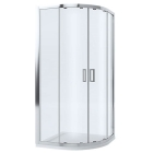Image for Mira Leap 800x800mm Quadrant Shower Panel Kit