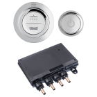 Image for Mira Mode Dual Bath / Shower High Pressure Fill Valve & Controller Only - 1.1874.019