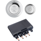 Image for Mira Mode Dual High Pressure Valve & Controller Only - 1.1874.015