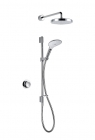 Image for Mira Mode Dual Rear Fed Pumped Digital Mixer Shower - 1.1874.006