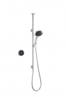 Mira Platinum Ceiling Fed Pumped Digital Mixer Shower - 1.1666.002