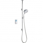 Image for Mira Vision Ceiling Fed Pumped Digital Mixer Shower - 1.1797.002