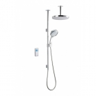 Image for Mira Vision Dual Ceiling Fed High Pressure Digital Mixer Shower - 1.1797.101