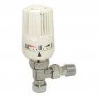 Image for Myson 15mm Angled 2-Way TRV - White
