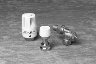 Myson Direct Fit TRV Kit for LST Radiators