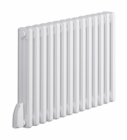 Myson Electric Horizontal Column Radiator 600mm x 650mm - E12SEC3060