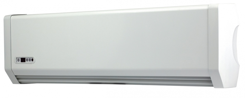 Myson Hi Line Rc 7 4 Wall Mounted Fan Convector White