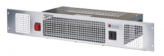Myson Kickspace 600E Electric Plinth Heater with Brushed Stainless Steel Grille
