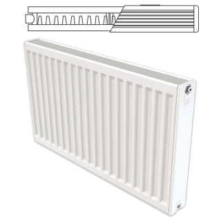 Myson Premier Compact Double Panel Single Convector