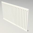 Image for Myson Premier HE 530mm x 540mm Single Panel Single Convector - 21SC21