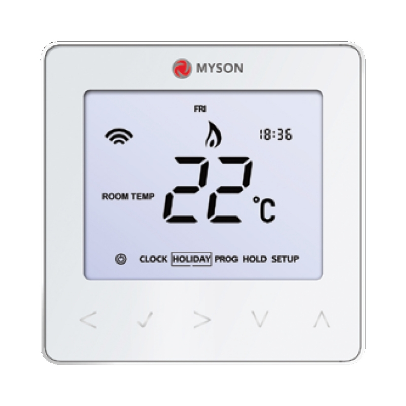 Myson touch2 wifi controlled programmable thermostat smart heating myson touch2 wifi controlled programmable thermostat asfbconference2016 Choice Image