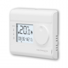 Image for Neomitis Wired 7 Day Programmable Digital Room Thermostat White - RT7PLUS