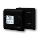 Image for Neomitis Wireless 7 Day Programmable Digital Room Thermostat Black - RT7RFBPLUS