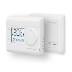 Image for Neomitis Wireless 7 Day Programmable Digital Room Thermostat White - RT7RFPLUS