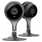 Nest Cam Indoor Security Camera 2 Pack