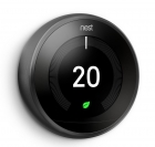 Image for Nest Learning Thermostat 3rd Generation Black