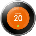 Image for Nest Learning Thermostat 3rd Generation Stainless Steel