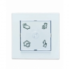 Image for Nobo Ecohub Override Four Mode Wall Switch ECOSWT