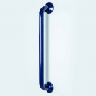 Image for Nymas NymaCARE Stainless Steel 610mm Grab Rail With Concealed Fixings Grey - 210160/GY