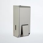 Image for Nymas NymaSTYLE Stainless Steel Soap Dispenser - Polished - 260401/SP