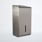 Image for Nymas NymaSTYLE Stainless Steel Toilet Tissue Dispenser - Polished - 260203/SP