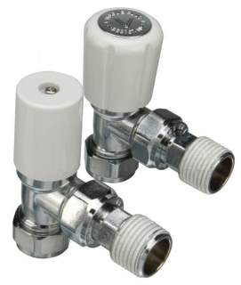 OPPL Optima Radiator Valves