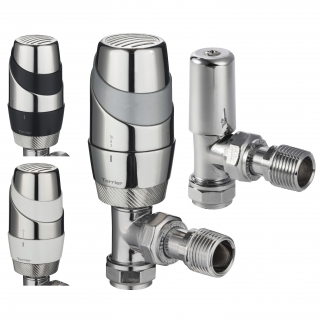 Order Pegler Terrier Decor Angled TRV & Lockshield Packs - Mixed/Chrome From PlumbNation Today. Multiple Secure Payment Options. Next Day Delivery Available.