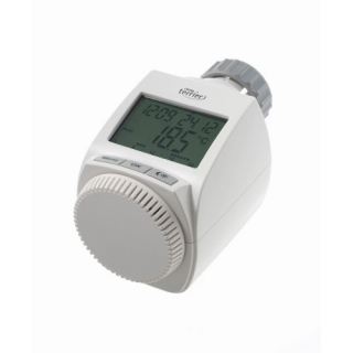 Pegler Terrier I-Temp i35v Programmable Wireless TRV (Valve & Head)