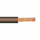 Image for Pitacs 6491 x 10.0mm 50m 1 Core Brown Cable - EC776025