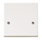 Image for Polar 1 Gang Cooker Connection Plate - PRW215