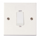 Image for Polar 1 Gang Double Pole Switch - PRW500
