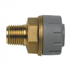 "Image for Polyplumb 15mm x 1/2""  Male BSPT Adaptor"