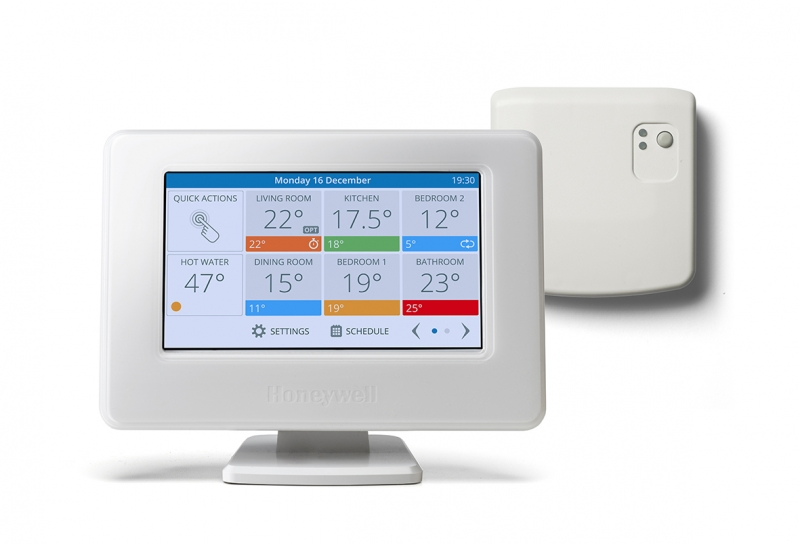 Honeywell evohome WiFi Connected Thermostat Pack | Smart ...