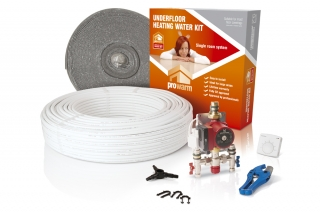 ProWarm™ Single Room Standard Output Water Kit to cover 25m²