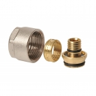 Image for ProWarm 12mm Nickel Plated Eurocone Connector