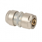 Image for ProWarm 16mm x 15mm Nickel Plated Compression Coupling