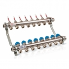 Image for ProWarm 8 Port Underfloor Heating Manifold
