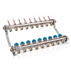 Image for ProWarm 9 Port Underfloor Heating Manifold