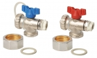 Image for ProWarm Manifold Fill/Drain Valve - Pair