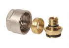 Image for ProWarm 15mm Nickel Plated Eurocone Connector